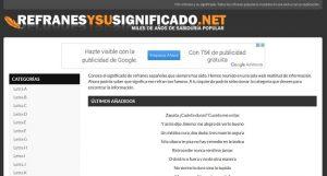 refranesysusignificado.net